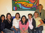 Lab members 2009